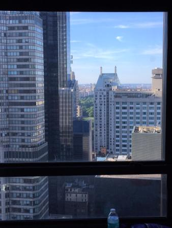 New York Hilton Midtown : Our view room 4051