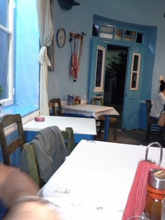 Taverna Perdika : locale