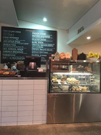 Jam Organic Cafe: Jam rocks!