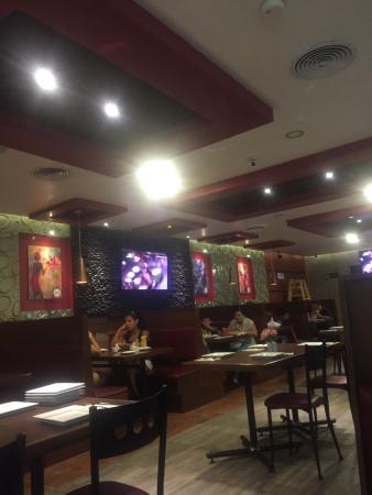 XB Restaurante: Vista del lugar