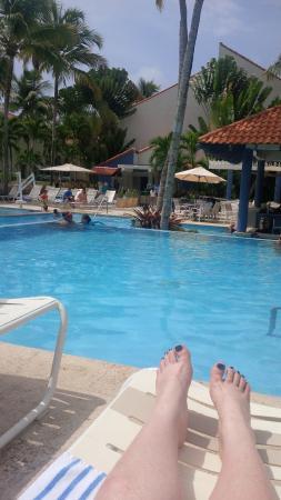Beach Bohio Picture Of Wyndham Garden At Palmas Del Mar Humacao Tripadvisor