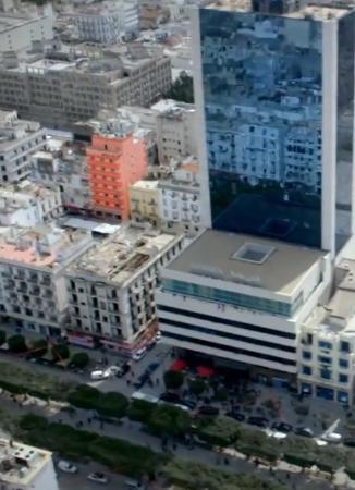 Hotel Tej : Situation near Habib Bourguiba