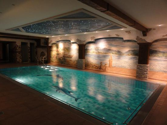 Steinbach Hotel: Swimmind pool