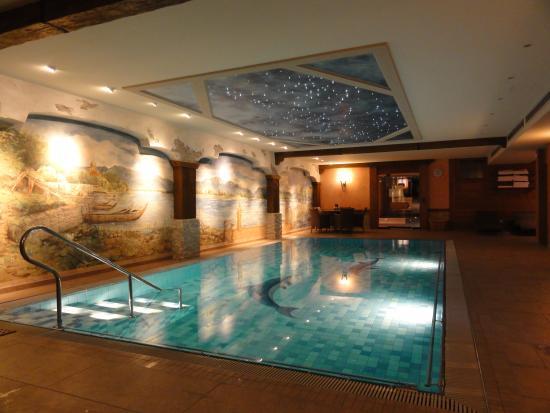 Steinbach Hotel: Swimming pool