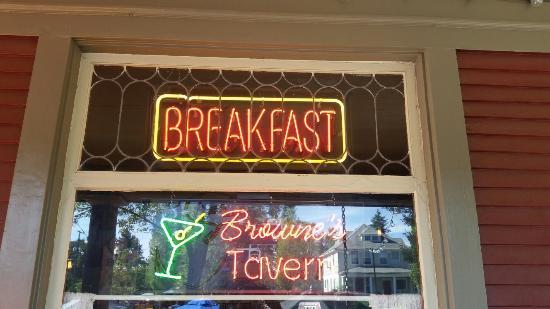 Browne's Tavern