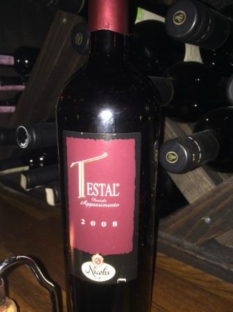 Linguini: Wine