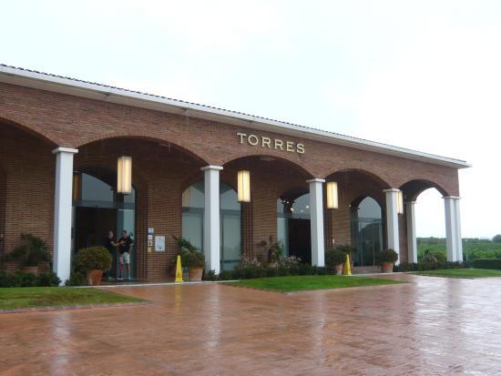 Pacs del Penedes, Espanha: Bodega