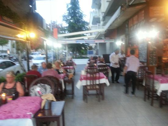 Special Restaurant : Best restaurant in kusadasi