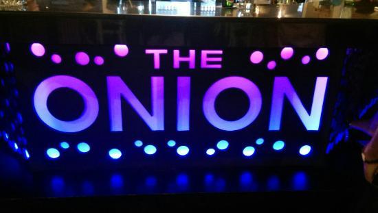 The Onion Bar & Restaurant