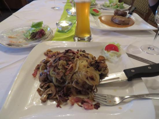 Philippsheim, Germany: The farmer!!!!!