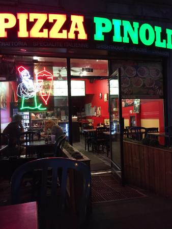 Pinoli Pizza