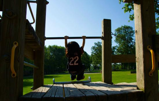 O'Connell's Yogi Bear Park: Great playgrounds