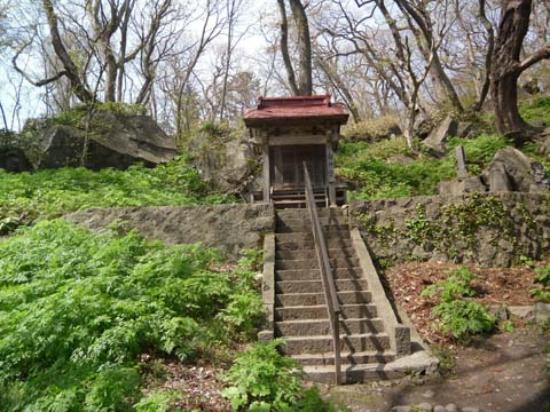 Zenkoji Temple: 龍神堂