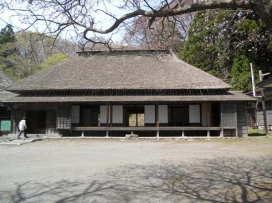 Zenkoji Temple: 本堂