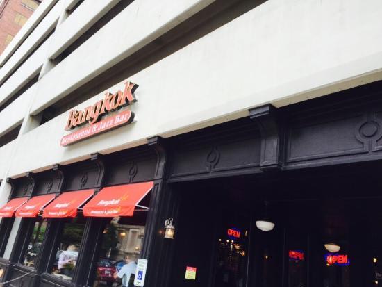 Bangkok Restaurant Jazz Bar Indianapolis In