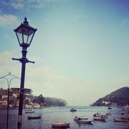 Cherub's Nest : Take in this view at one of the pubs close by