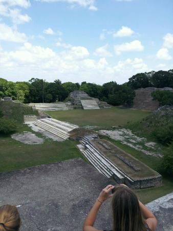 Belize Tours Unlimited : mayan ruins