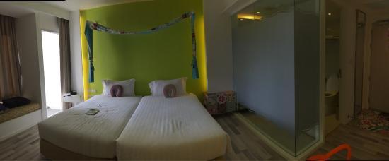 The Lapa Hua Hin Hotel : Comfy bed