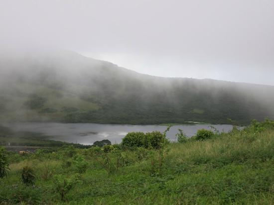Lagoon El Junco: A view of the lagoon