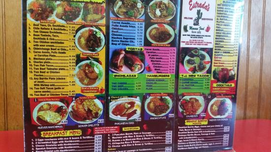 Estrada's Mexican Food