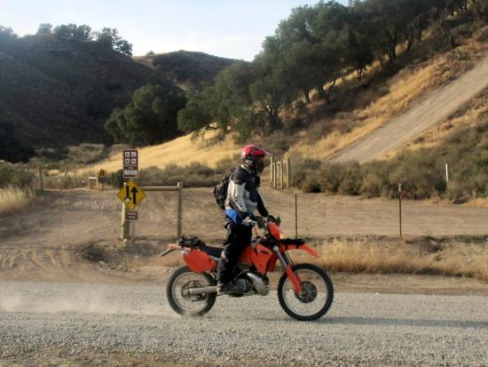 Hollister Hills State Vehicular Recreation Area, San Juan Bautista, Ca