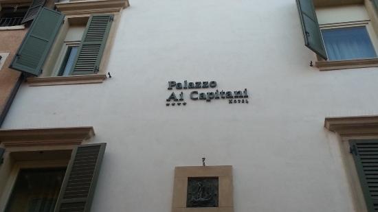 Palazzo Ai Capitani Hotel