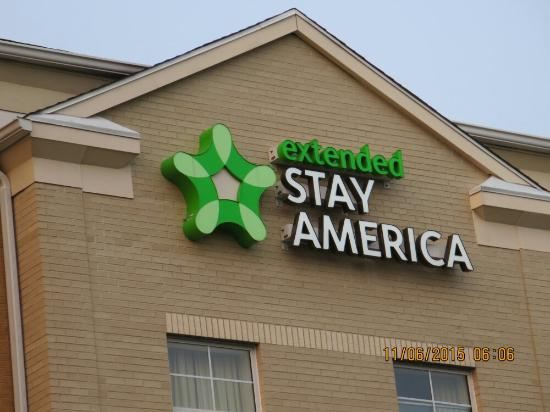 Extended Stay America - Richmond - W. Broad Street - Glenside - North: Nice hotel with pleasant service.