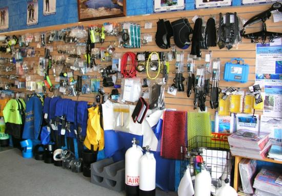 ‪The Scuba Doctor Dive Shop‬