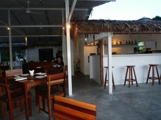 picture of neptune restaurant koh tao tripadvisor. Black Bedroom Furniture Sets. Home Design Ideas