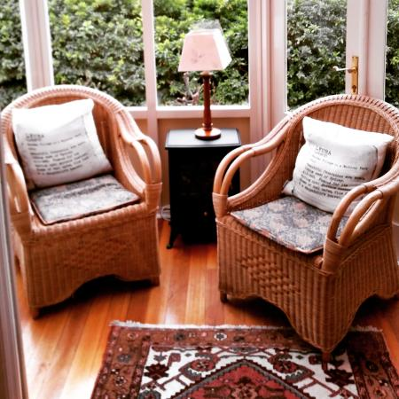 Broomelea Bed & Breakfast: Perfect way to spend an afternoon