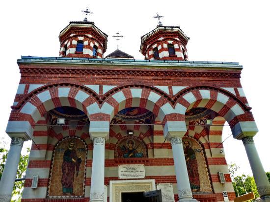 Biserica Sfantul Gheorghe - Plevna