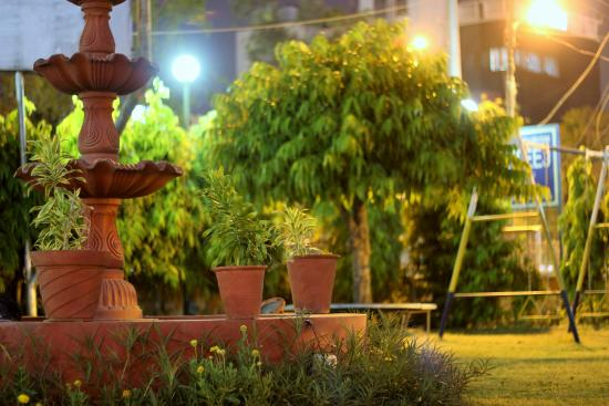 RTDC Hotel Teej: Teej at night