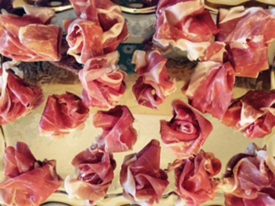 Agriturismo Petrognano: Carpaccio