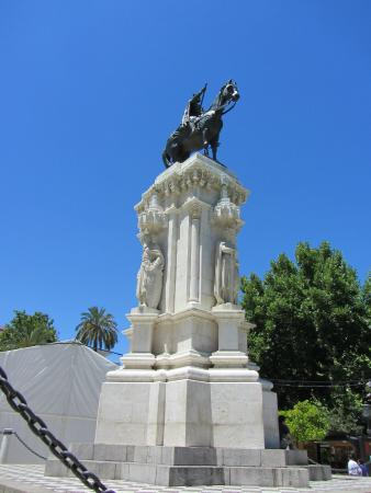 Plaza Nueva: площадь