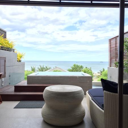 Rest Detail Hotel Hua Hin: Very good. We booked the rest green before and found that the rest horizon is the best room type