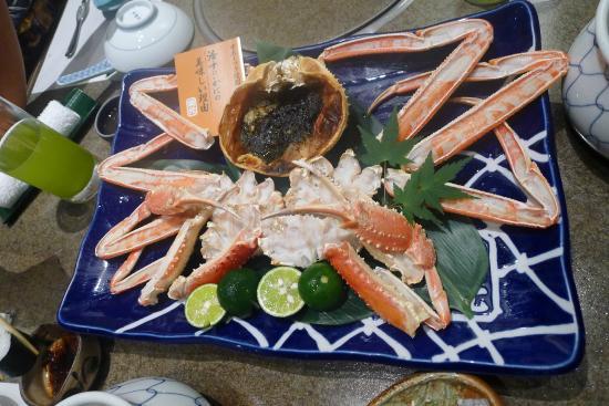 Crab Specialty Restaurant Amimotobekkan