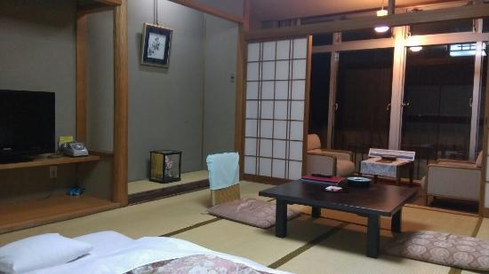 Kada Kaigetsu: 海側客室