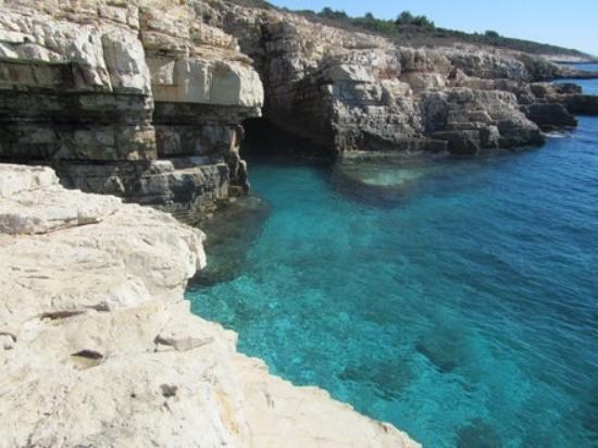 Premantura, Croatie : Naturparadies