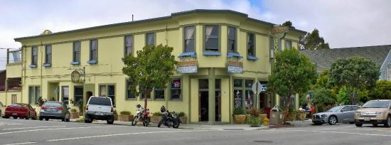 San Benito House: Hotellet