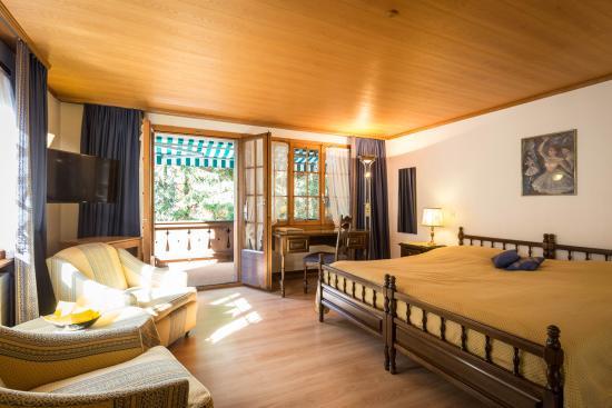 Christiania Hotel : superior room bath/balcony