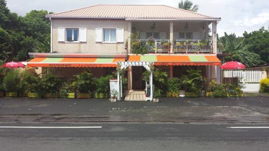 Restaurant Les Laves