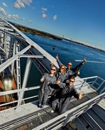 Middelfart, Danemark : Bridgewalking Lillebælt