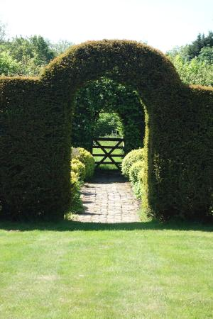 Godwin House: …with the gate to your imagination...