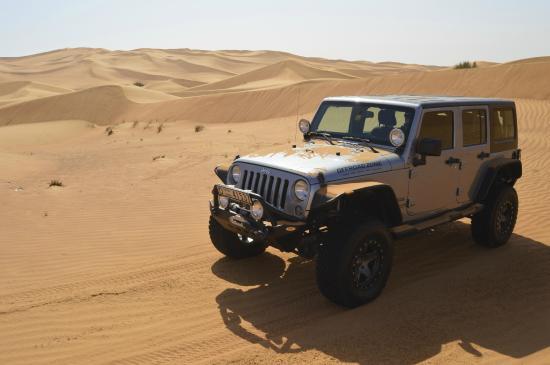 OffRoad-Zone - Desert Adventures & Trips