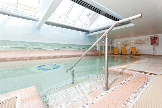Hotel Atlantic Juist - Apartments: Pool
