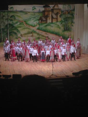 Razgulyay Folk Theater