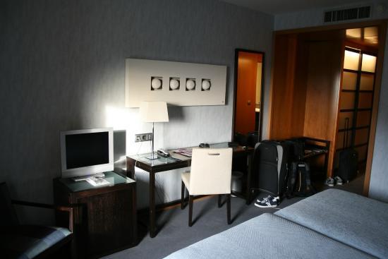 Hotel Macià Real de la Alhambra: Doppelzimmer