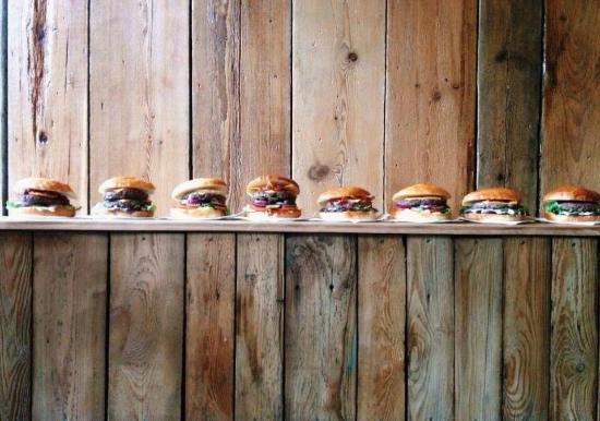 Buła i Spóła: Burgery
