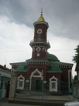 Мечеть в Астрахани №1