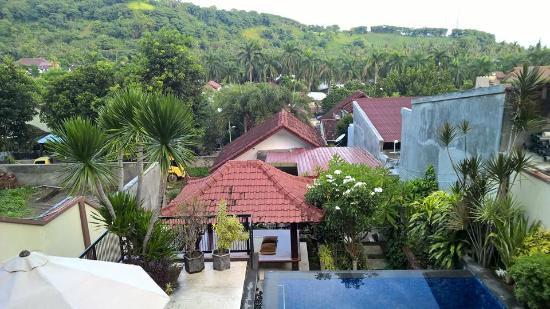 Villa Mataano: View from room :)